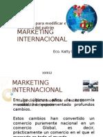 Clase de Markting Internacional