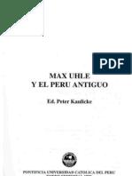 Uhle 1910-1998-Acerca de Las Culturas[1]
