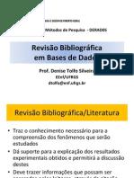 Bibliografia Para Banco de Dados
