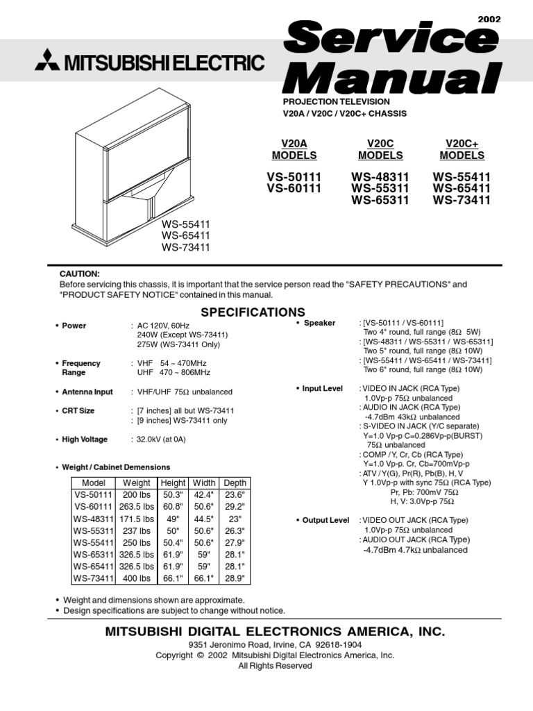Schematic Mitsubishi Dlp Explained Wiring Diagrams Tv Diagram Projector Electrical Work U2022 Lamp