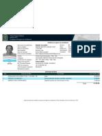 Detalhes do registro de candidatura 55