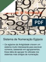 Sistemas de Numeração matematica - pronto