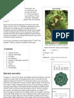 Khidr - Wikipedia, The Free Encyclopedia