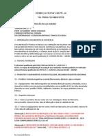 INSTRUÇAO TÉCNICA DE PM- VIA ÚMIDA FLUORESCENTE - 01