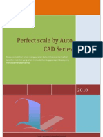 Print Out in Perfect Scale by Auto CAD Series