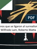 Wilfredo Lam, Roberto Matta
