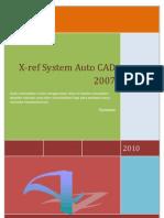 X-ref Auto CAD 2007+R4