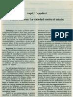 Pierre Clastres. La Sociedad Contra El Estado
