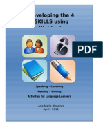 Developing the 4 Skills Book
