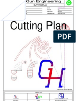 Cutting PLan Pipe & Ducting