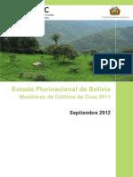 Bolivia Coca Survey Spanish 2012 Web