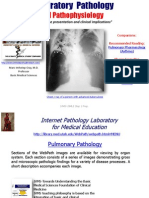 IVMS- Respiratory Pathology and Pathophysiology with  Disease Presentation and Clinical Implications