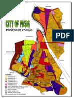 Pa Sig Zoning Map
