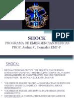 Shock -Josh i