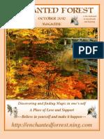 October 2012 Enchanted Forest Magazine