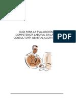 Guia Evaluar Competencia Consultor