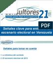Consultores 21 Entorno C21 - AGO 2012