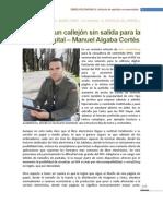 El PDF es un callejón sin salida