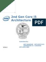 Intel Core i5 Ppt