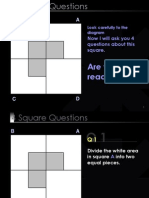 4 Square Question