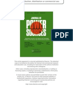 Journal of Power Sources 196 (2011) 1248_1257