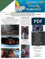 Newsletter 9-30-12