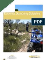 Evidence Gathering Guideline