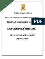 Plc & Scada Lab Manual (Part-1)