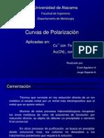09- Curvas de Polarización