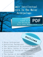 Islamic Intellectual Pattern in the Malay Archipelago