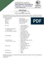 Surat Tugas Sep 2012