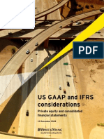 IFRS and GAAP
