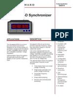 SPM-D Synchronizer PS 03241a