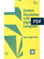 System Simulation With Digital Computer by Narsingh Deo