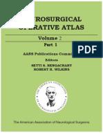 Neurosurgical Operative Atlas 21