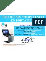 Oferta Portatil Hp Pavilion