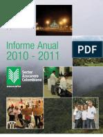INFORME ASOCAÑA 2010-2011
