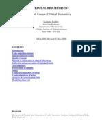 Clinical Biochem Concepts