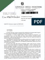 Circolare CNI n 122 Del 4 Settembre 2012