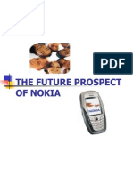 9.the Future Prospect of Nokia