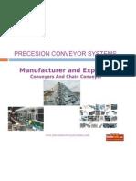 Precession Conveyor Systems