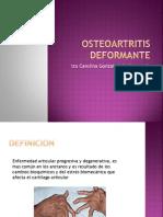 Osteoartritis deformante