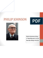Philip Johnson Presentacio