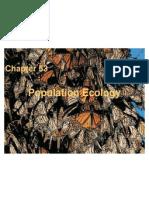 Population Ecology CDMS
