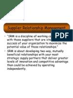 PAF Supplier Management