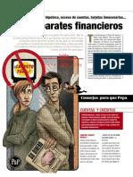 Disparates financieros