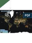 6th World Almanac World Map Poster
