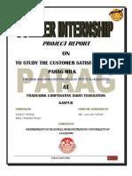ROHIT-Summer Intership Project