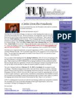 CCFLT October 2012 Newsletter