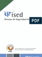 Director Seguridad Integral Folleto presentación del curso